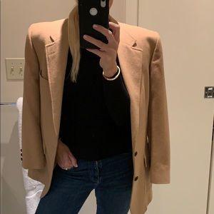 Jackets & Blazers - Men's camel blazer